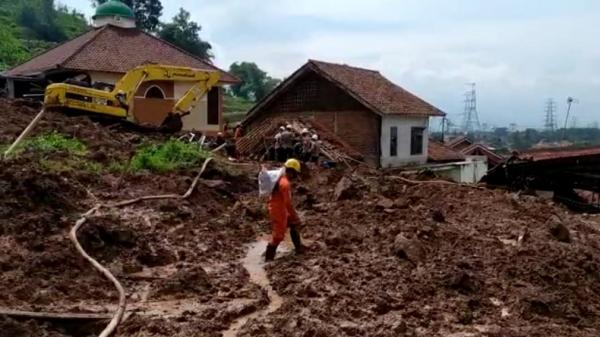 Semua Daerah di Jawa Barat Rawan Bencana Alam, Garut