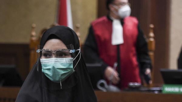 Hari Ini, Jaksa Pinangki Hadapi Sidang Putusan Perkara Suap Fatwa MA Djoko Tjandra
