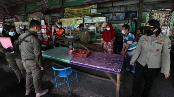 Tak Patuh Protokol Kesehatan, 21 Tempat Usaha di Lampung Ditindak