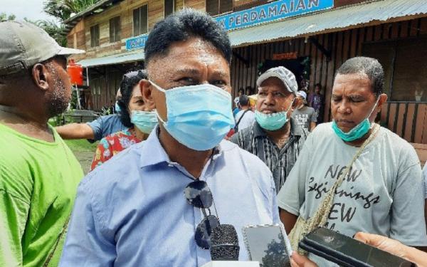 BTS Dibakar KKB di Papua, Disdik: Pembelajaran Seharusnya Daring