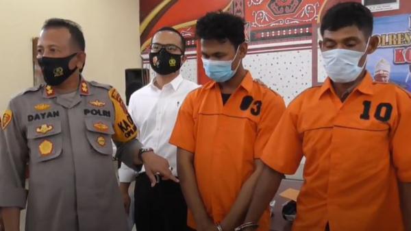 Eksekutor Pembunuh Pensiunan TNI di Medan Ditangkap, Motif soal Perempuan