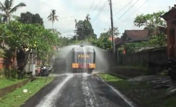 Klaster Keluarga, 30 Orang di Gianyar Bali Positif Covid-19