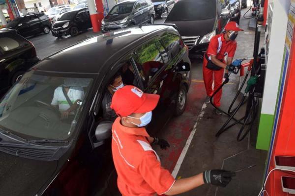 PPKM Jawa Bali, Stok BBM dan LPG di Jateng-DIY Dijamin Aman