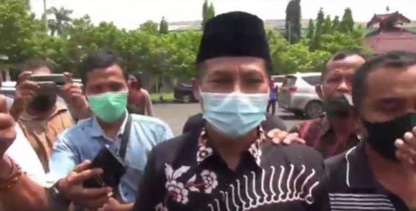 Sidang Kasus Dangdutan Tegal, Wakil Ketua DPRD Wasmad Divonis Percobaan