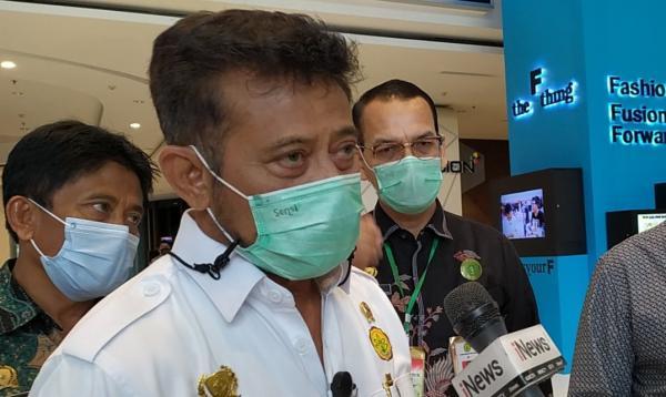Mentan Jamin Ketersediaan Pangan Aman Selama Pandemi Covid-19