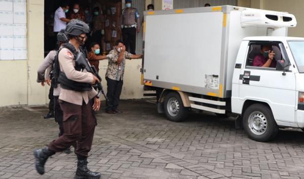 Vaksin Covid-19 Mulai Dikirim ke Surabaya Raya, Daerah Lain Tunggu Cold Storage