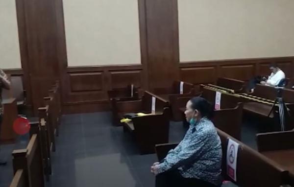 Video Pembobol Bank BNI Rp1,7 Triliun Maria Pauline Lumowa Jalani Sidang Dakwaan