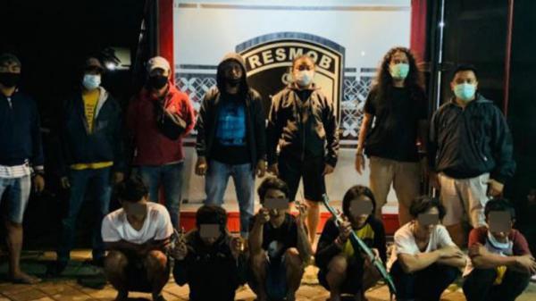 Polisi Tangkap 6 Pelaku Serang Warga Pakai Panah hingga Kena Mata di Makassar