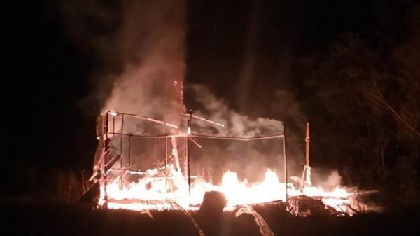 Posyandu di Mamberamo Tengah Dibakar, Pelaku Sakit Hati Upah Tak Dibayar