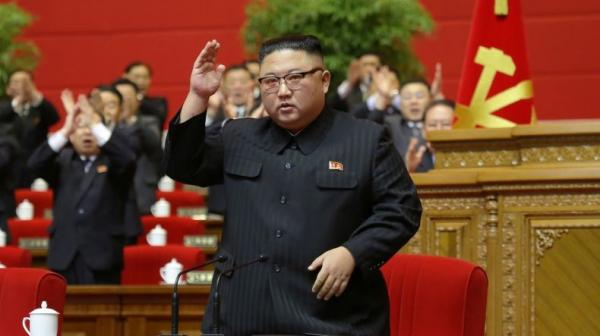Kim Jong Un Pecat Menteri Perekonomian Korut yang Baru Diangkat Sebulan, Ini Alasannya
