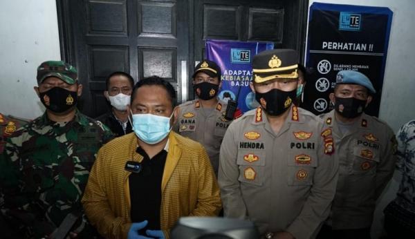 Langgar PPKM, 18 Tempat Hiburan Malam di Bekasi Ditutup