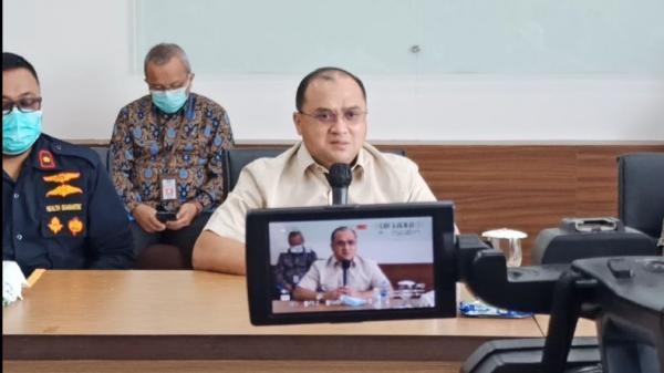 Gubernur Erzaldi Orang Pertama Disuntik Vaksin Sinovac di Babel
