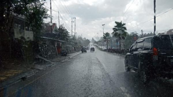 BMKG Sam Ratulangi Manado Ingatkan Warga Sulut Bahaya Cuaca Ekstrem