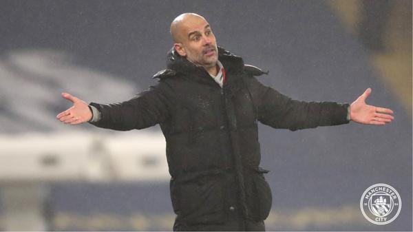 Manchester City Cuma Menang Tipis, Guardiola: Brighton Lawan Tangguh