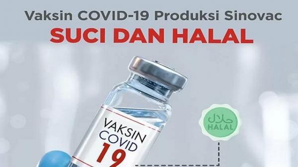 120.040 Dosis Vaksin Sinovac Telah Tersedia di Puskesmas Seluruh Jakarta