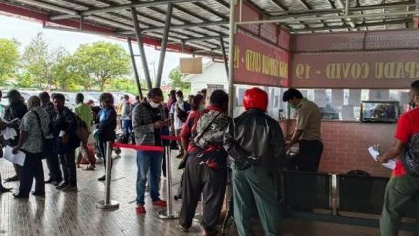 Libur Akhir Tahun Jadi Pemicu Peningkatan Kasus Covid di Jayawijaya