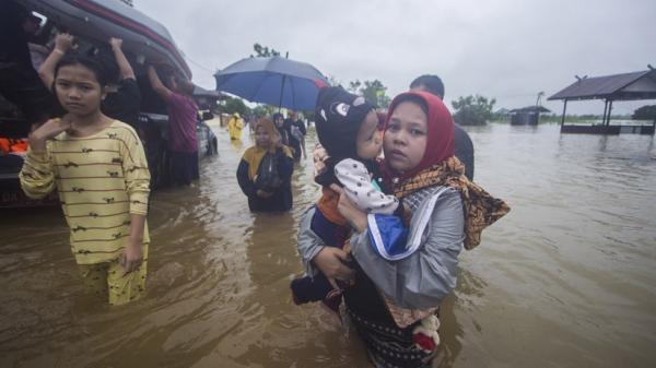 Banjir Kalimantan Selatan Meluas, Status Naik Menjadi Tanggap Darurat