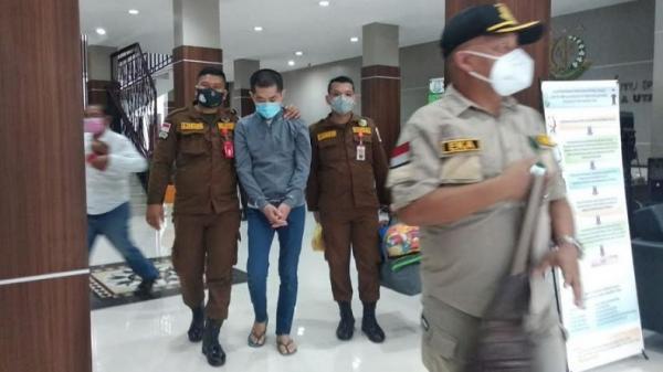 Buron Penjual TKI yang Ditangkap di Medan Diserahkan ke Kejati NTT