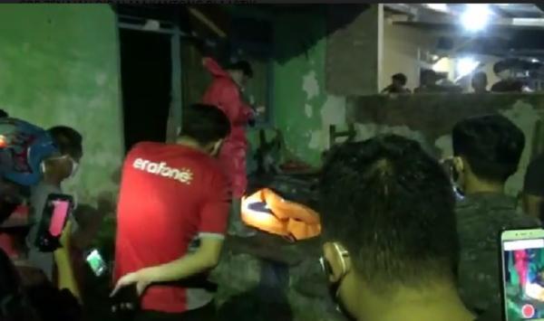 Cium Bau Busuk, Warga Bandarlampung Temukan Mayat Pria di Rumah Kosong