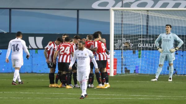 Dikalahkan Athletic Bilbao, Real Madrid Gagal Pertahankan Titel Piala Super Spanyol