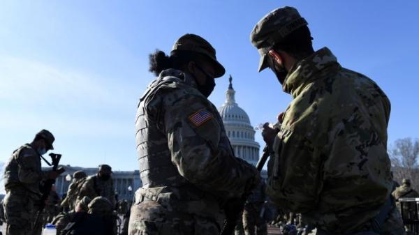 FBI Peringatkan Unjuk Rasa Bersenjata Jelang Pelantikan Biden, Penjagaan Washington DC Diperketat
