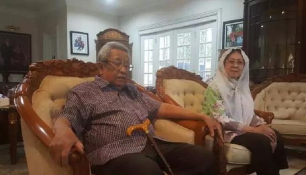 Kabar Duka, Mantan Menteri Pertanian Sjarifuddin Baharsjah Meninggal Dunia