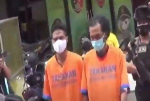 Video Polisi Tangkap Pelaku Penggelapan 170 Unit Sepeda di Sidoarjo