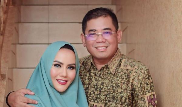 Nita Thalia Sedih Kehilangan Nurdin Ruditia Selama-lamanya: Ya Allah Aku Masih Belum Percaya