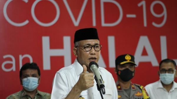 Gubernur Aceh: Vaksin untuk Hentikan Mudharat Covid-19