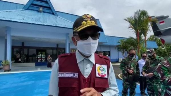 Nurdin Abdullah Siapkan RS di Makassar untuk Perawatan Korban Gempa
