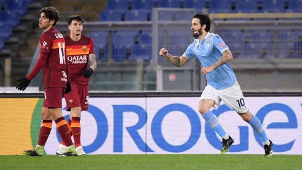 Lazio Bantai AS Roma dalam Derby della Capitale