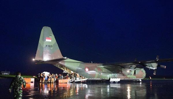 Pascagempa Mamuju, Layanan Penerbangan di Bandara Tampa Padang Normal