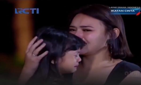 Fara Shakila Pemeran Reyna Ikatan Cinta Sukses Bikin Penonton Banjir Air Mata, Netizen: Saya Ikut Nangis Kejer