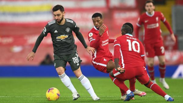 Imbang Tanpa Gol, Liverpool Gagal Kudeta Man United dari Puncak Klasemen