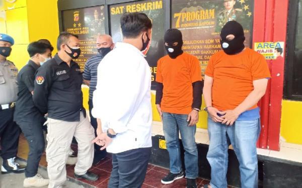 Prostitusi Online Berkedok Spa di Bandung Dibongkar Polisi, 2 Muncikari Ditangkap