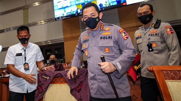 Polri Jelaskan Mekanisme Kerja Pam Swakarsa jika Diaktifkan Lagi oleh Komjen Listyo Sigit Prabowo