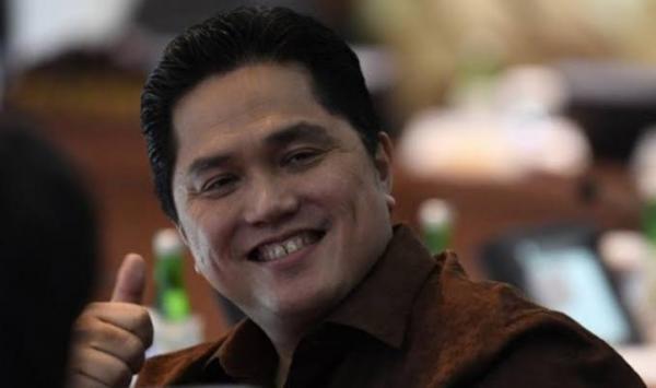 Erick Thohir Optimistis Target Dividen BUMN Tahun Ini Tercapai
