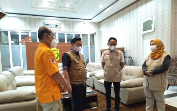 Wali Kota Palangkaraya Terkejut Lihat Banjarmasin Dilanda Banjir Besar