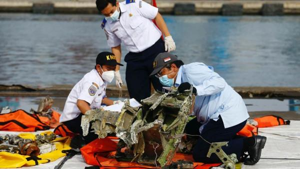 Operasi Pencarian Serpihan dan Korban Sriwijaya Air SJ-182 Dihentikan