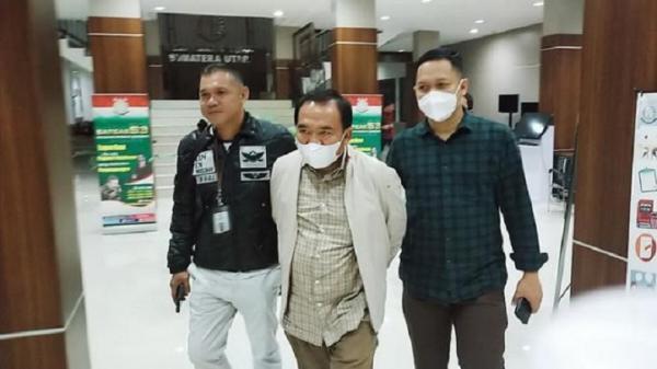 Kejagung Tangkap Ketua Inkindo Sumut, Buron Kasus Korupsi Peta Bencana