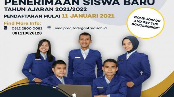 Danlanudsri Ajak Remaja Sulut Mendaftar ke SMA Pradita Dirgantara
