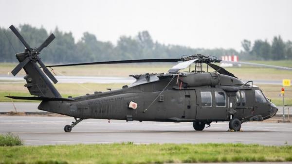 Helikopter Militer Jatuh di New York Tewaskan 3 Tentara AS