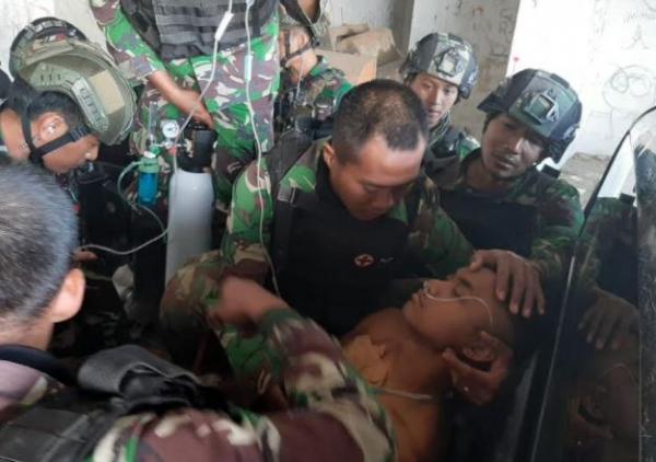 Prajurit TNI yang Gugur Ditembak KKB Bertambah Jad