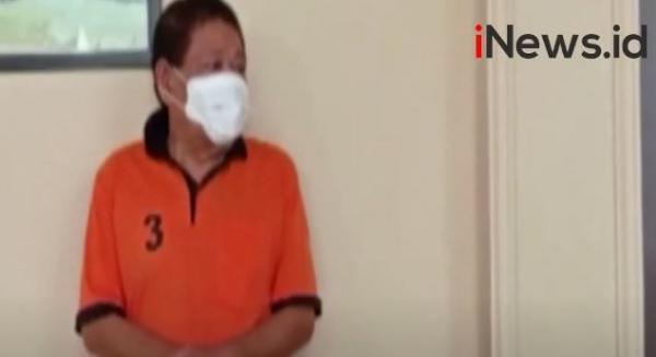 Video Eks Anggota DPRD NTB Ditahan Polisi akibat Cabuli Anak Kandung