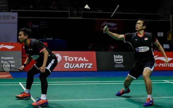 Jadwal Semifinal Thailand Open 2021: Ahsan/Hendra Jumpa Lawan Sulit