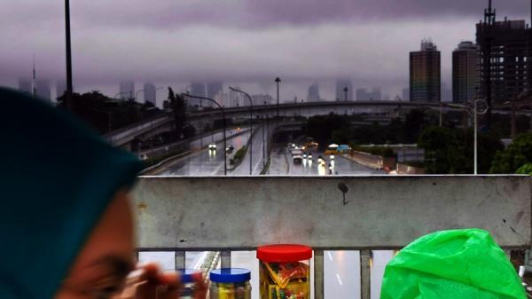 Prakiraan Cuaca Jakarta 15 April 2021: Jaksel, Jakbar, dan Jaktim Diguyur Hujan Lebat