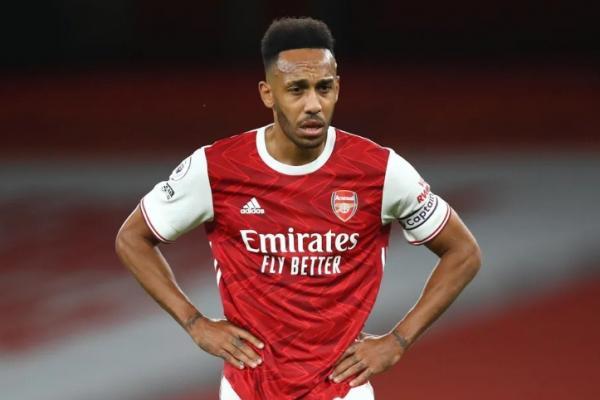 Nama Aubameyang Dicoret saat Arsenal Tersingkir dari Piala FA, Kenapa?