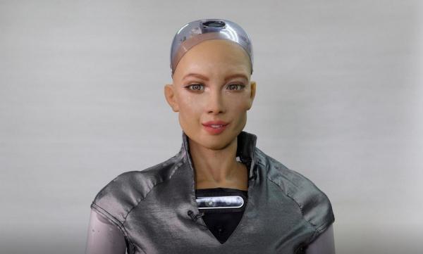Sophia, Robot Cerdas yang Bakal 'Gantikan' Manusia Mulai Diproduksi Massal Tahun Ini