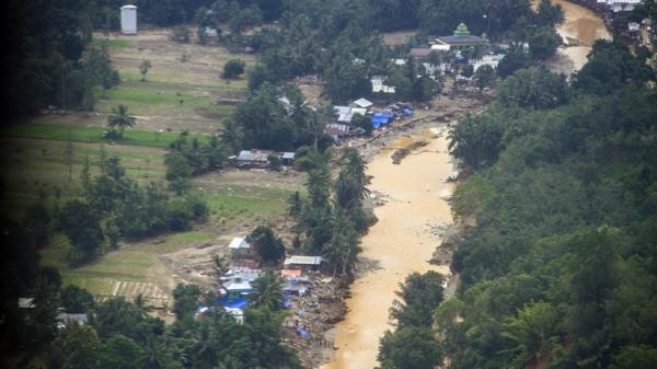BMKG: Kalsel Masuk Kategori Waspada Banjir Bandang