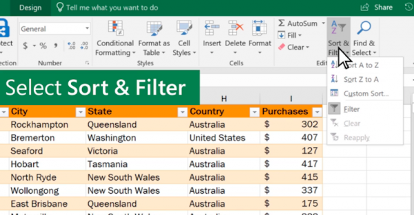 3 Cara Mengurutkan Data di Excel dengan Mudah